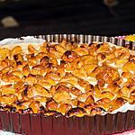recette Tarte mirabelles amandes