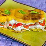recette Terrine de raie au poivron