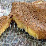 recette Galette bretonne munster/bacon