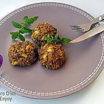 recette THERMOMIX : Galettes de Viande et Céréales à la Menthe