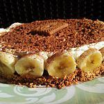 recette Banoffee pie