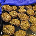 recette Biscuits abricot-amaretto