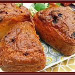 recette Cake au chorizo et au comté