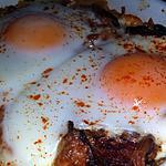 recette Gratin de polenta- Bulz moldave