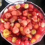recette salade de fruit du moment