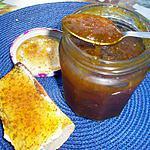 recette Confiture de figues blanches aux épices