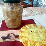 recette Aubergines au vinaigre en bocaux