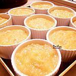 recette Compote de pomme au speculos