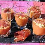 recette Salmorejo ou soupe froide de tomates