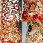 recette DUO DE PIZZA