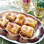 recette Baklawa
