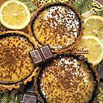 recette Tartelette Choco/Citron