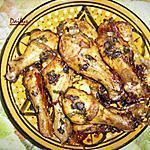 recette Pilons au Paprika