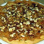 recette Tarte à la frangipane et abricot