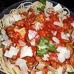 recette Sauté d échine de porc aux spaghetti