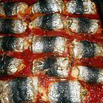 recette Paupiettes de sardines