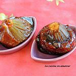 recette Figues au Porto