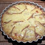 recette Tarte au thon raclette