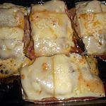 recette Escalope de veau lucullus