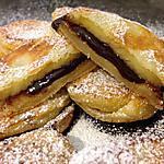 recette Petits Chaussons de La Chouquetterie !