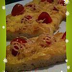 recette Focaccia (  tomate , gruyère  )