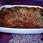 recette Lasagnes épinards/saumon fumé