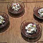 recette Crème dessert façon liégeois