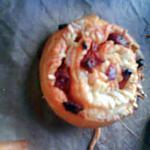 recette Palmier au chorizo pour l'aperitif festif