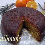 recette Gateau à l'orange