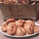 recette Rochers à la noix de coco et pralin