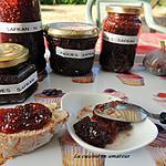 recette Confiture de figues au safran