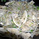 Blancs de poulet au soja