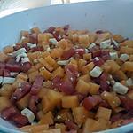 recette Salade de melon et feta
