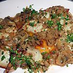 recette Grillade de porc aux échalotes(version 2)