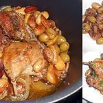 recette CANETTE EN COCOTTE ET GRENAILLES
