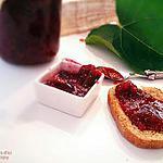 recette Confiture Allégée de Figues au Romarin (Thermomix ou pas)