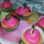 recette Muffins aux Kinder