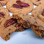 recette Cookies américains par Pierre Hermé