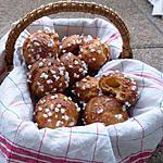 recette Chouquettes sans gluten et sans lactose