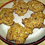 recette Petits biscuits aux carottes