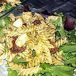 recette Salade de fusilli a l'italienne