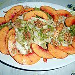 recette SALADE DE FENOUIL ET NECTARINE