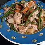 recette salade poulet mariné