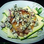 recette Salade de courgettes