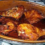 recette Pilons de poulet au paprika au four