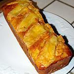 recette Ch'ti cake aux maroilles
