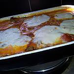 recette Gratin de polenta à la bolognaise