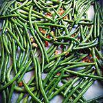 recette Haricots verts au four