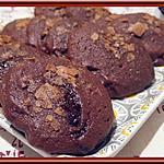 recette Cookies aux trois ingrédients, aux gavottes