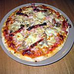 recette Pizza vite fait bien fait !!